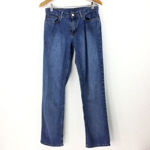 Polo Ralph Lauren Jean Blue Women Size 2X31